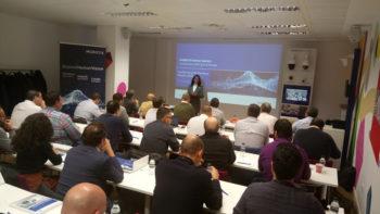 Mobotix conferencia Madrid 2018