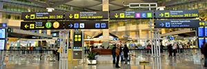 Minsait completa la instalación de sistemas biométricos en los aeropuertos de Madrid y Málaga