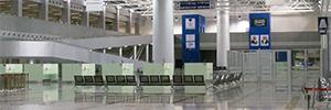 La solución HD de Avigilon ofrece una completa infraestructura de seguridad al aeropuerto Rey Abdulaziz