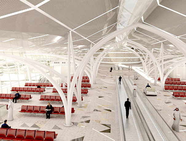 Avigilon aeropuerto Rey Abdulaziz