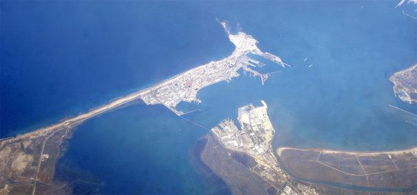 Davantis en Puerto Bahia de Cadiz
