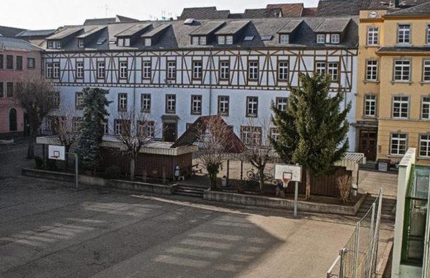 Mobotix en colegio Saint Andre Colmar