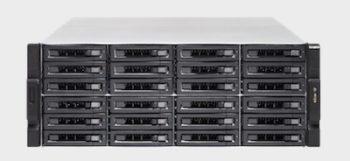 QNAP TVS-EC2480U-SAS-RP Milestone