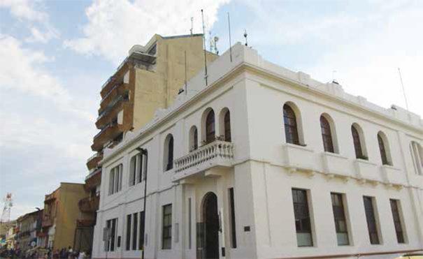 Ayuntamiento Tulua-Colombia