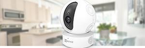 MCR incorpora a su oferta de videovigilancia las soluciones de Ezviz