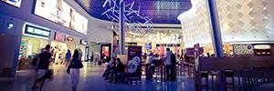 El aeropuerto de Manchester instala un sistema de monitorización para garantizar la seguridad de los pasajeros