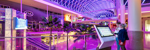 Dallmeier aporta su última tecnología de vídeo al innovador centro comercial austriaco Plus City