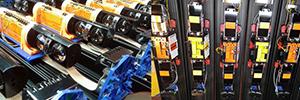 ProdexTec presenta easyPack: columnas de infrarrojos 'a la carta' de Bunker Seguridad