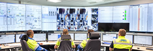 Metsä Fiber vigila y controla los procesos de producción con la tecnología de Bosch y Matrox