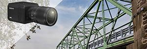 Камеры Sony 4K отслеживали мосты, управляемые DRJTBC