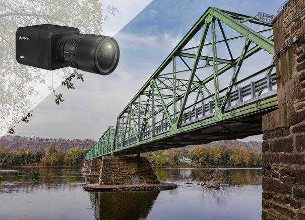 Sony 4K на мостах, контролируемых DRJTBC