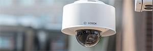 Bosch Flexidome IP starlight 8000i simplifica el proceso de la seguridad por vídeo