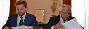 Bosch y la Cámara de Comercio de Sevilla apuestan por los sistemas inteligentes de seguridad