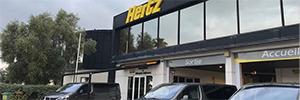 Hertz centraliza con Hikvision la seguridad de su negocio en Córcega