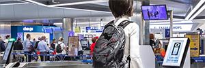 El aeropuerto de Atenas, pionero en la implementación de la tecnología biométrica
