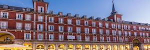 El Hotel Pestana Plaza Mayor Madrid confía el proyecto de evacuación y sonorización a Sonotrack