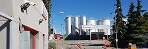Total España renueva su infraestructura de seguridad con Eulen y By Demes