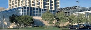 Los transmisores inalámbricos de KBC Networks aportan seguridad a los empleados del hospital de Chicago