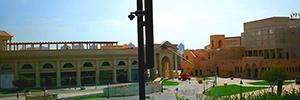 Los jardines de Katara Hills se securizan con LDA Audio Tech