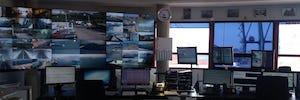 El Puerto de Cartagena apuesta por una solución de videowall para su protección perimetral