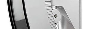 Redwall ofrece detección de gran angular para extensas zonas de exterior con SIP-100