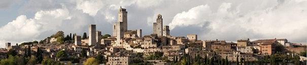 Synology en Municipio San Gimignano