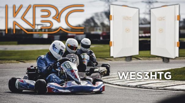 KBC en circuito carreras UK
