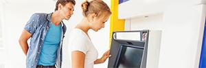 Scati desarrolla una solución integral para prevenir el fraude en cajeros automáticos
