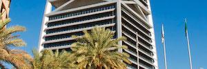LDA Audio Tech развертывает свою технологию безопасности в торговом центре Al Faisaliah