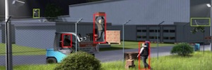 Tecnología de cámaras e IA para desarrollar un perímetro 'inteligente'