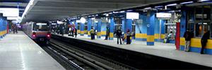 Indra renueva su alianza con Metro de El Cairo para sus sistema de control de acceso