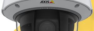 Axis ofrece en sus nuevas cámaras PTZ Q60 zoom óptico de 40x y Lightfinder 2.0