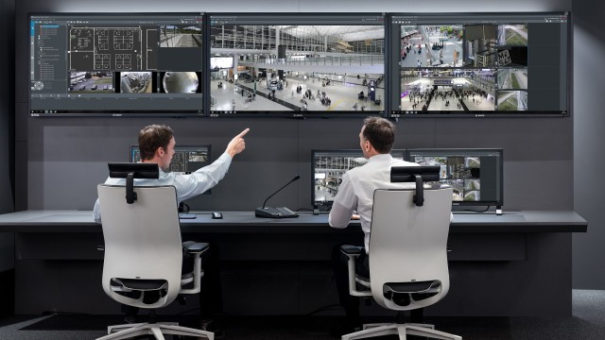 Системы управления доступом Bosch 2