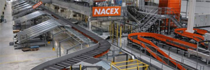 Nacex gestiona desde Coslada las imágenes de sus centros logísticos