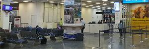 El aeropuerto de Kigali renueva el sistema de megafonía y evacuación por voz con LDA Audio Tech