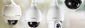 Bosch actualiza su gama de cámaras móviles Autodome IP starlight con el modelo 7000i