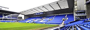 Los clubes de fútbol de la Premier League inglesa securizan sus estadios con Panomera