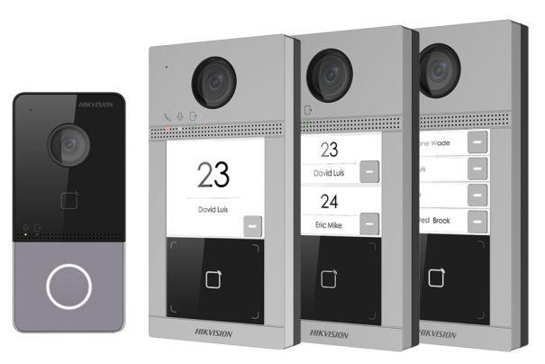 Hikvision videoporteros IP