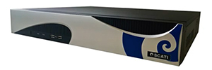 El videograbador Scati G400 facilita la migración de CCTV a IP