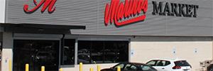 摩托罗拉与阿维吉隆的整合成为保护超市的理想解决方案