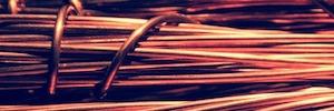 Las barreras de infrarrojos de Optex reducen los robos de cobre