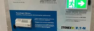 ストーンクスとGET、SICURで適応型避難技術を発表