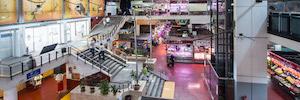 سوق الشعير يثبت عنوانعام ونظام الإخلاء الصوتي لفونستار