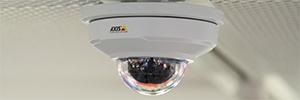 Axis M30: minidoms فائقة المدمجة للمراقبة سرية