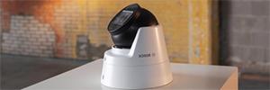 Bosch amplia gama IP 3000i com interior embutido e modelo IR