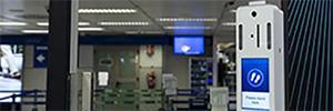 دورماكابا وإيفريس تثبيت نظام الصعود التلقائي في مطار لينات