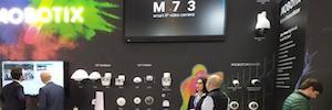 A plataforma Mobotix 7 mostrou suas possibilidades para o mercado ibérico na SICUR 2020