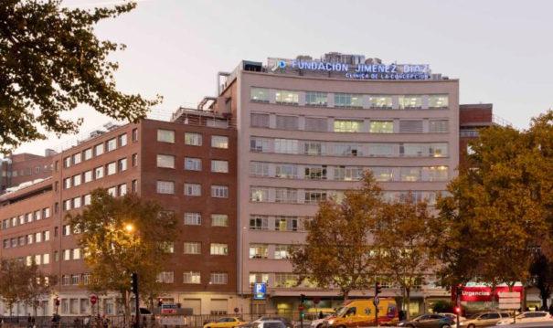 Hospital Universitario Fundacion Jimenez Diaz