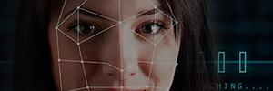 رامكوجيك: التحكم في الوصول التعرف على الوجه مع تسجيل درجة الحرارة