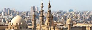 La ciudad egipcia de Asiut se protege con los sistemas CCTV y CMS de Scati